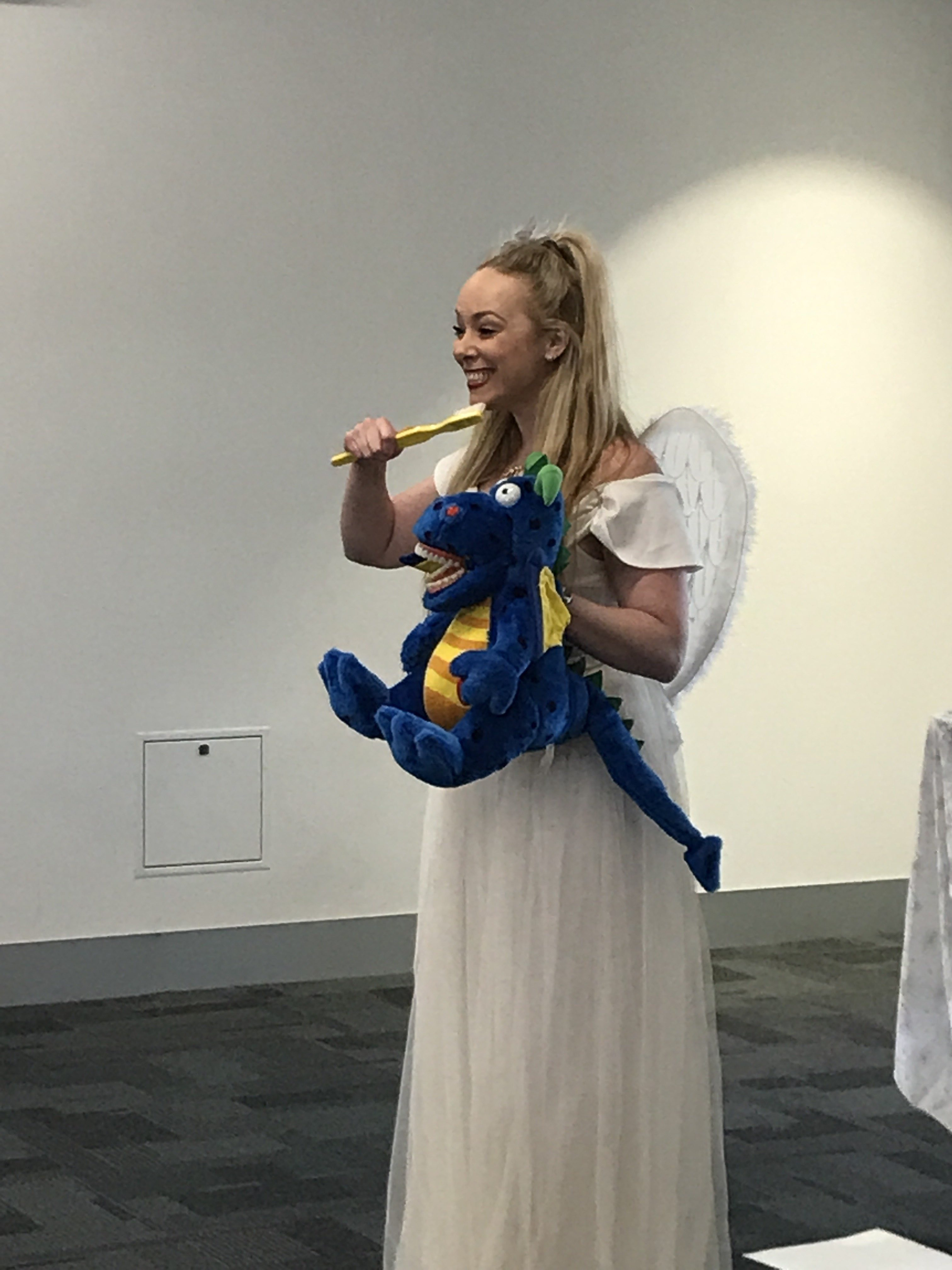 tooth fairy incursion