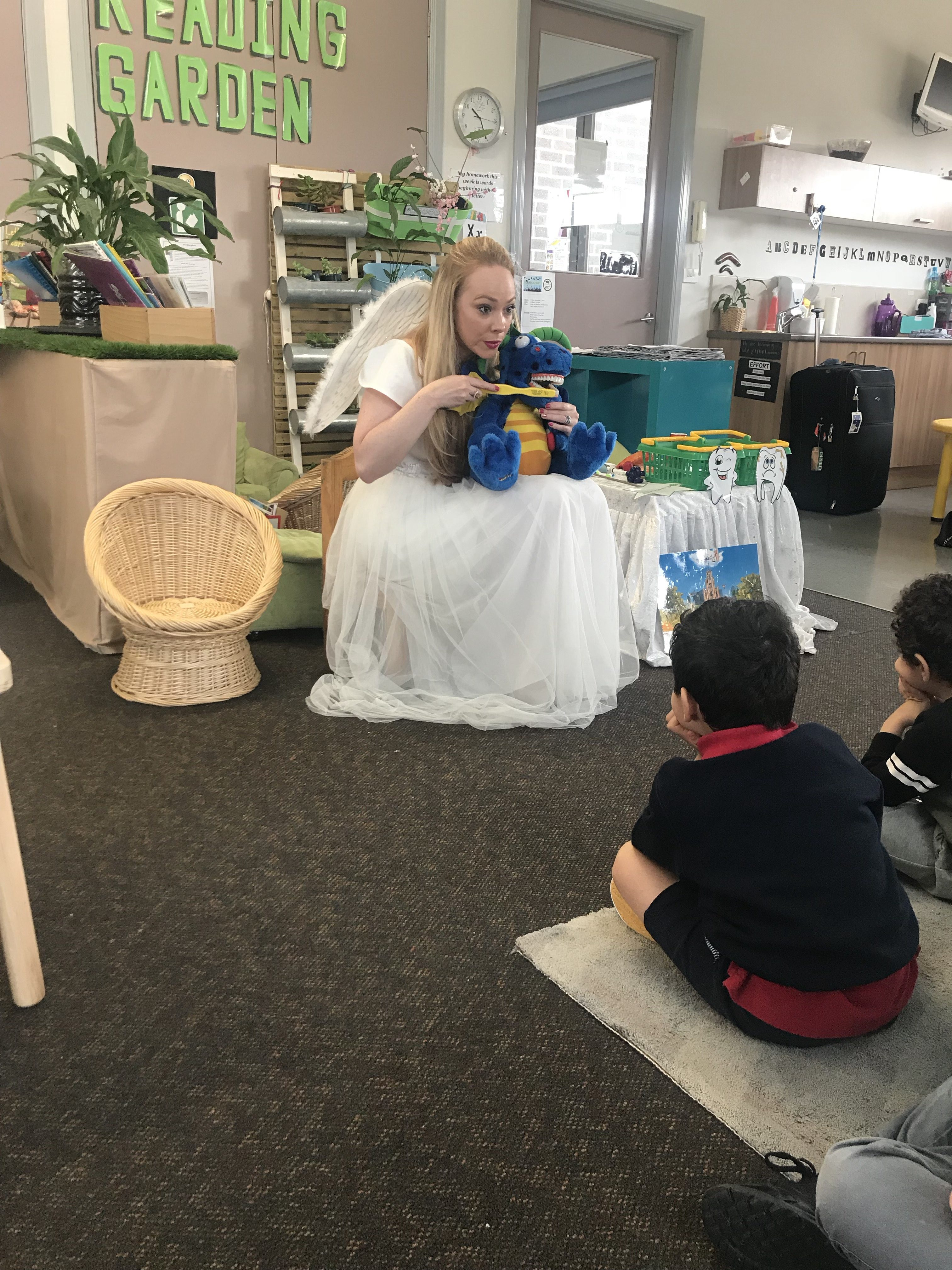 tooth fairy school incursion